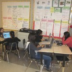 Mr. Hurt's English Language Learners create their own stories on GoAnimate for Schools' Edmodo App