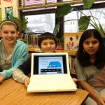 These sixth graders used GoAnimate to present information to their classmate on two literary genres, mythology and science fiction.