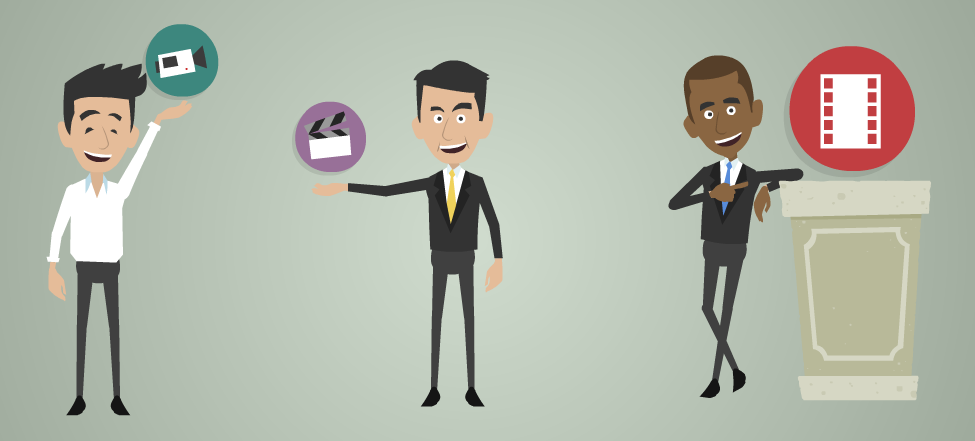 GoAnimate Business Friendly - Speaking Gestures