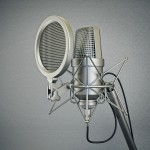 Voice over image by Shutterstock